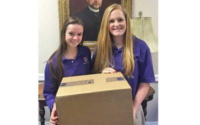 Christina Kinder & Anna Katherine Cates